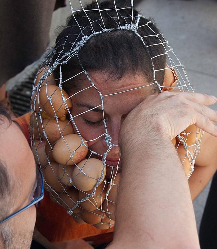 06Matey-101yningunomas7-PilarPinilla-CABEZABAJO - Museo de la Memoria/Granada/Festival Cabezaabajo/Foto Pilar Pinilla